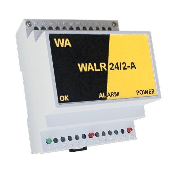 WIDE Automation: Centralina di sicurezza walr nuova